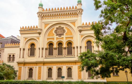 synagogue - Prague