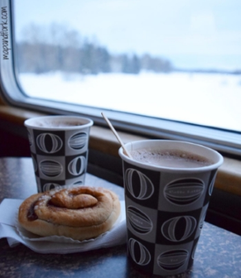 train - kanelbullar