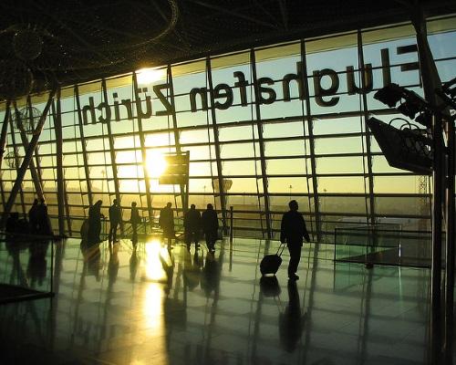Aéroport de Zurich