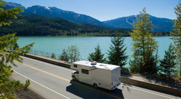 Camping car Canada