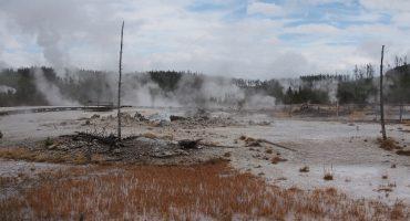 Yellowstone, du feu sous la glace