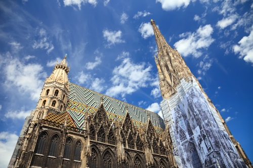 La Cathédrale Saint-Etienne : la Stephansdom