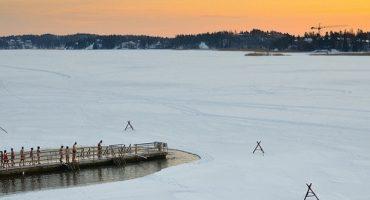 Envolez vous à Helsinki pour le Sauna Day