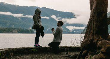 5 destinations idéales pour faire une demande en mariage