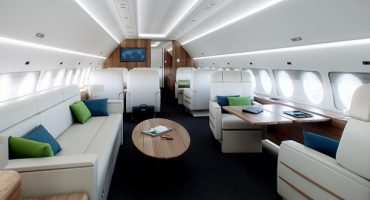 Partez pour une virée en jet privé avec liligo.com !