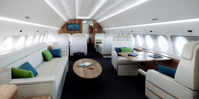 partez pour une vir e en jet priv avec le magazine du voyageur. Black Bedroom Furniture Sets. Home Design Ideas