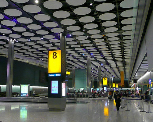 london aiport