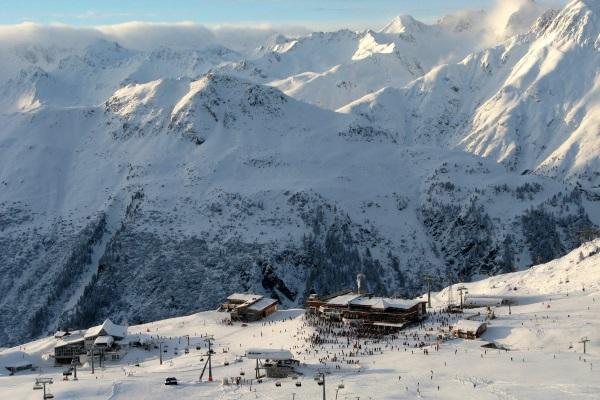 station de ski Autriche