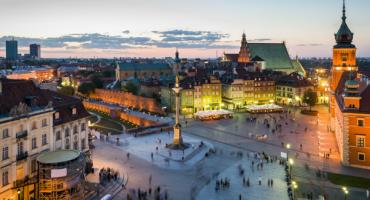 Destination de la semaine : Varsovie