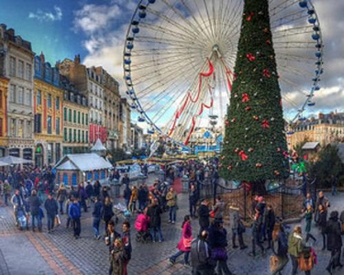 Lille_market