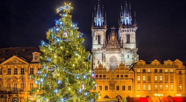 Marché de Noël Prague