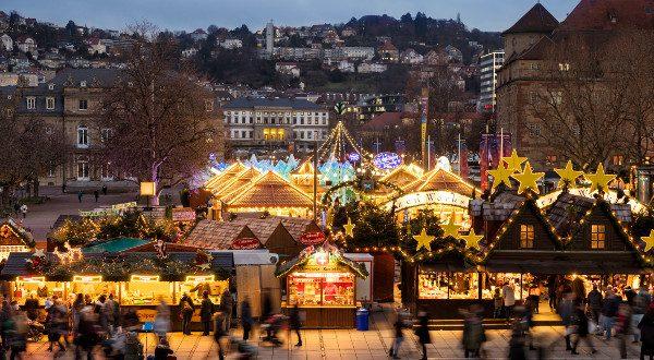 Marché de Noël Stuttgart