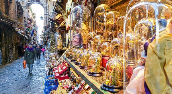 Noël à Naples
