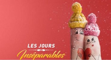 SNCF Noël: deux billets pour le prix d'un !