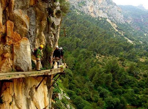chemin Espagne