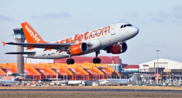 Promo Orange Friday: 45 000 sièges easyJet à 32 €