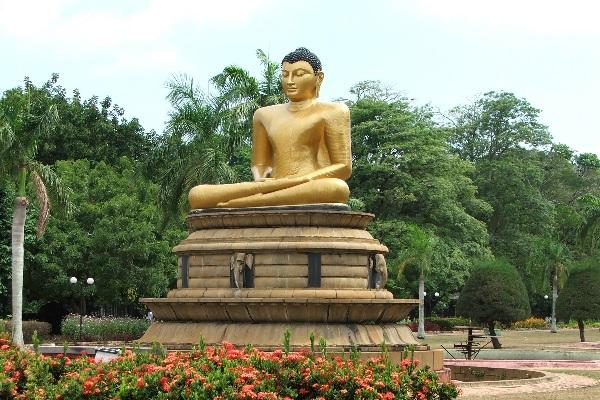 Le Bouddha géant