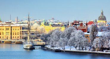 Destination de la semaine: Stockholm