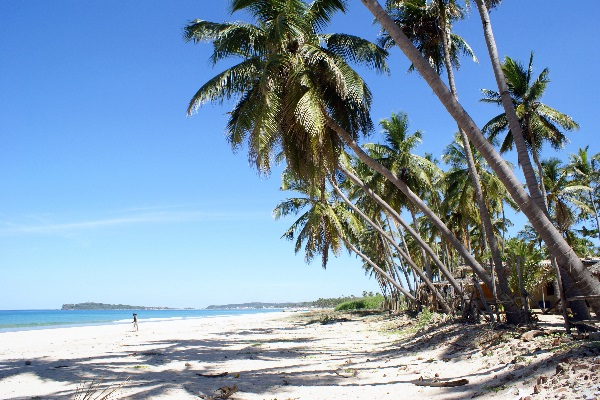 plage d'Uppuveli