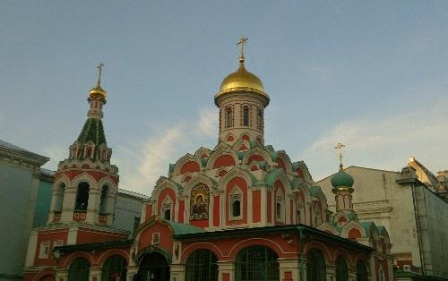 Kazan Cathedrales