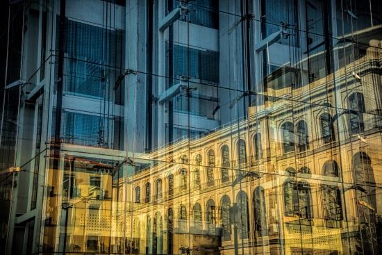 Madrid El Centro de arte Reina Sofia