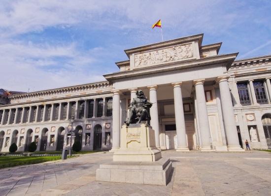 Madrid Le Musée du Prado