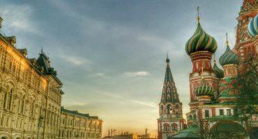 Destination de la semaine: Moscou