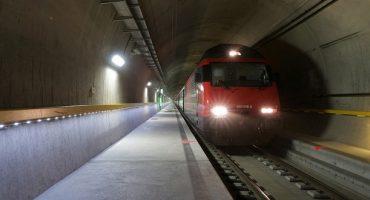 Ouverture du tunnel ferroviaire le plus long du monde en Suisse