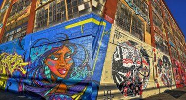 Les meilleures destinations street art