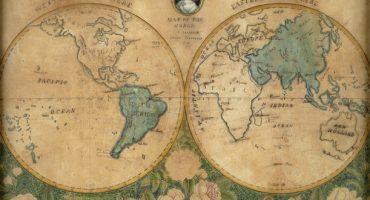 La carte du monde des slogans touristiques