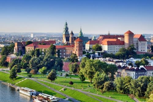 Le château royal du Wawel