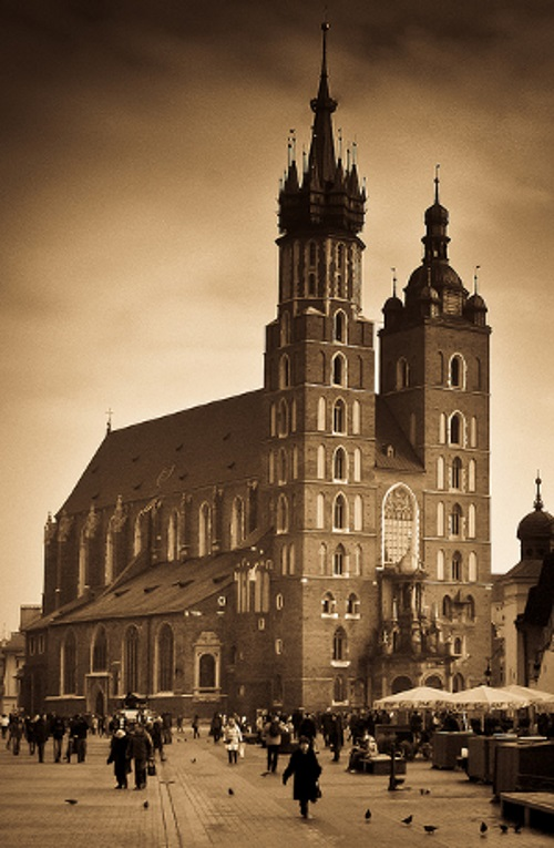 Mary's Basilica