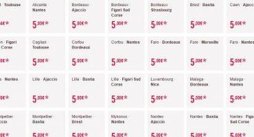 Promo Volotea de folie : vos billets d'avion A/S à 5 € !
