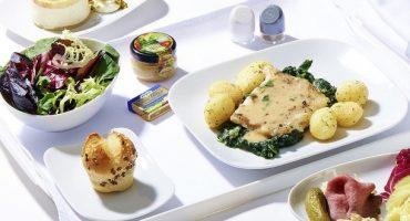 InflightFeed: ce compte Instagram compile les plats servis à bord !