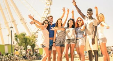 Top 10 des destinations Erasmus en 2017