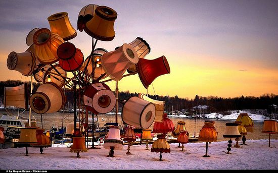 Oslo, capitale de la Norvège, en symbiose avec la nature.
