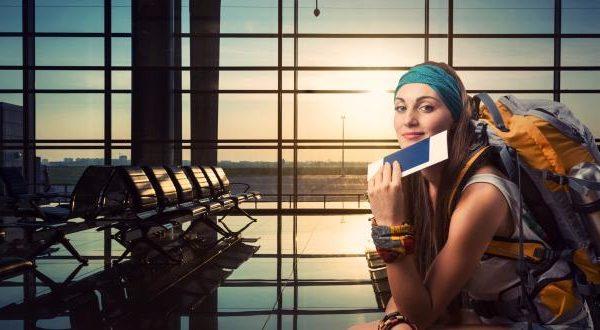 passage a l'aéroport avec passeport