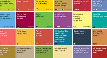 Aujourd'hui c'est la Journée internationale de la langue maternelle !