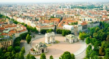Destination de la semaine: Milan