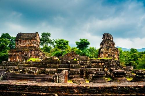Mỹ Sơn - site archéologique du royaume du Champa