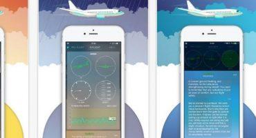 SkyGuru, l'application qui rationalise votre peur de l'avion !