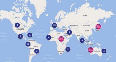 Le 20 mars c'est la Journée internationale de la Francophonie !