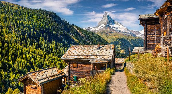 Cervin Suisse iStock