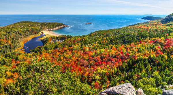 Parc national d'Acadie USA iStock