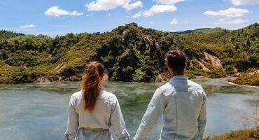 Top 5 des raisons de voyager en couple