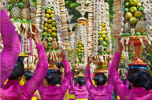 Bali Procession