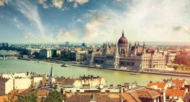 Destination de la semaine : Budapest