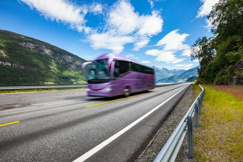 Macron Bus