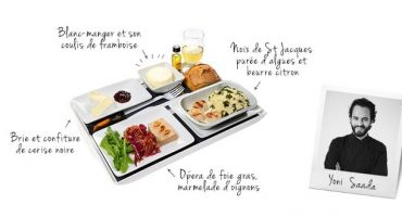 Top chef aux fourneaux d'XL Airways
