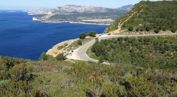 Route des Crètes - Cassis